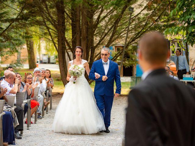 Le mariage de Régis et Julie à Serviès, Tarn 3