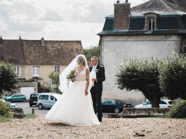Le mariage de Jacky et Anais à Boubiers, Oise 12