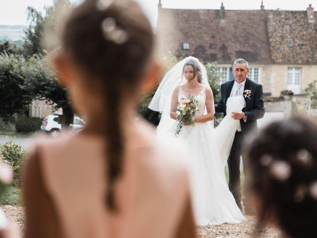 Le mariage de Jacky et Anais à Boubiers, Oise 13