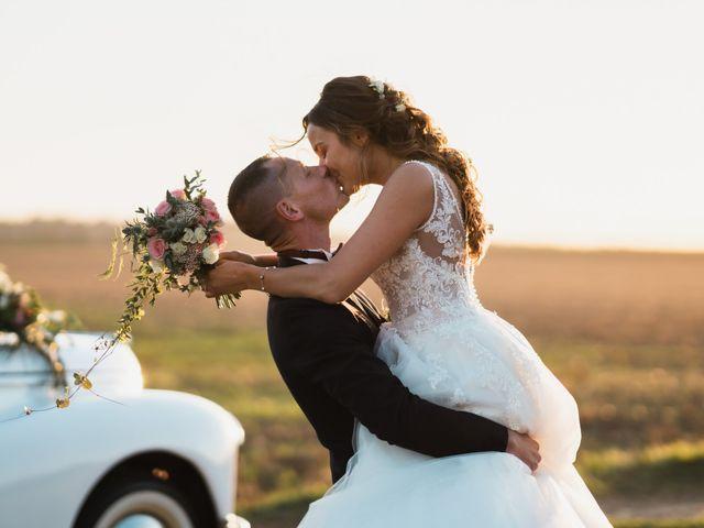 Le mariage de Anais et Jacky