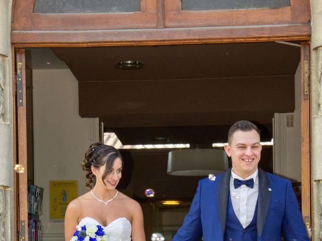 Le mariage de Baptiste et Manon à Gargenville, Yvelines 5