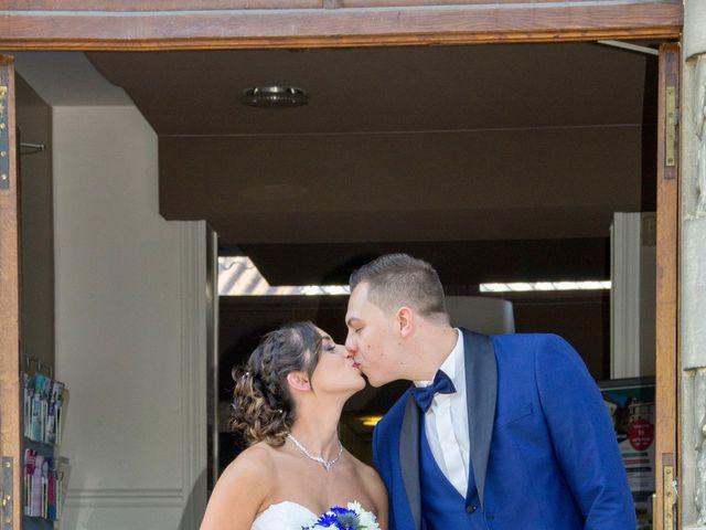 Le mariage de Baptiste et Manon à Gargenville, Yvelines 7