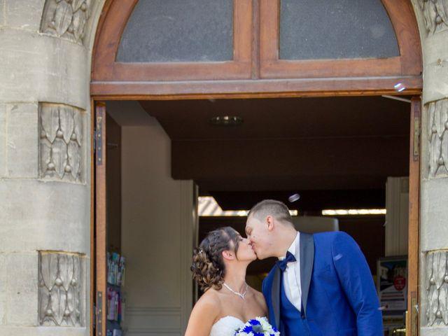 Le mariage de Baptiste et Manon à Gargenville, Yvelines 8