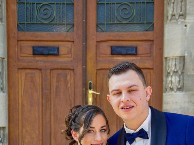 Le mariage de Baptiste et Manon à Gargenville, Yvelines 9