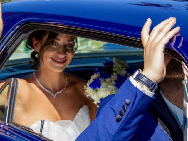 Le mariage de Baptiste et Manon à Gargenville, Yvelines 11