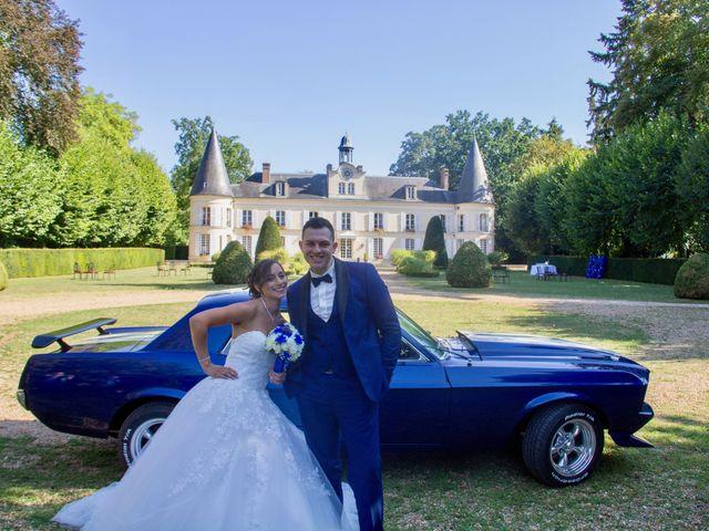Le mariage de Baptiste et Manon à Gargenville, Yvelines 19