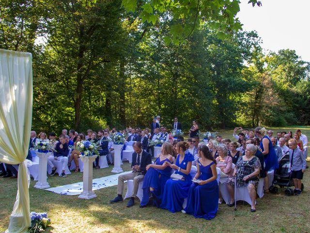 Le mariage de Baptiste et Manon à Gargenville, Yvelines 21