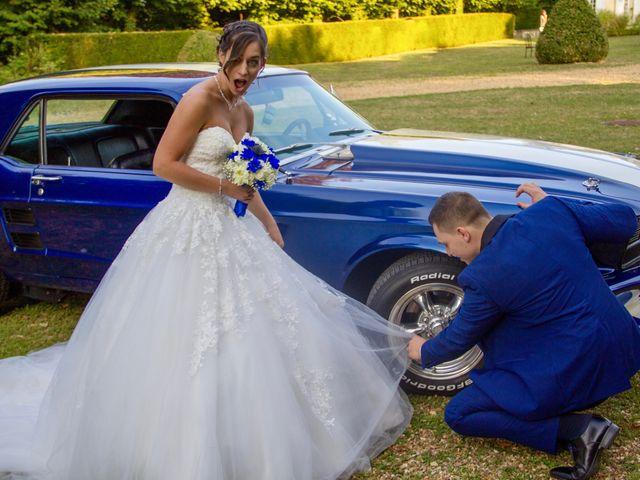 Le mariage de Baptiste et Manon à Gargenville, Yvelines 29