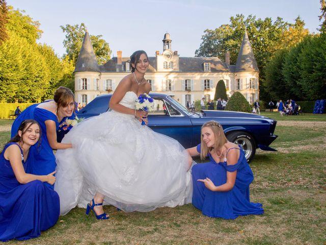 Le mariage de Baptiste et Manon à Gargenville, Yvelines 32