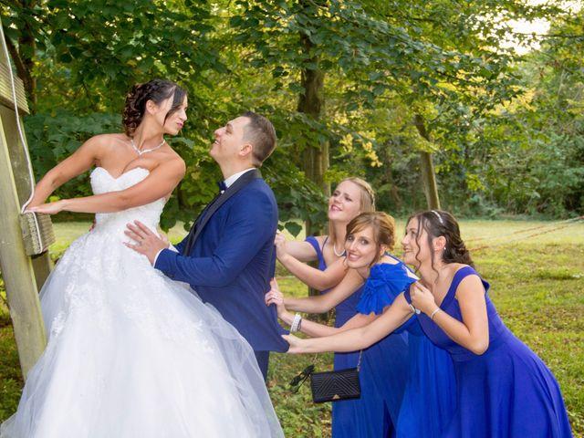 Le mariage de Baptiste et Manon à Gargenville, Yvelines 36