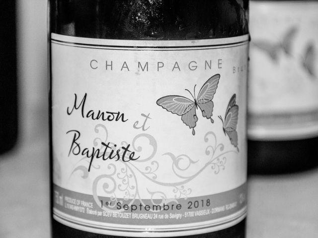 Le mariage de Baptiste et Manon à Gargenville, Yvelines 56