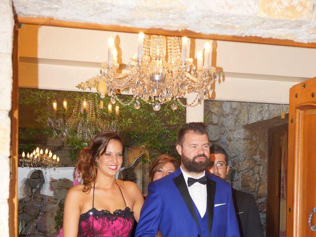 Le mariage de Jean-Guy et Charlène à Fayence, Var 11
