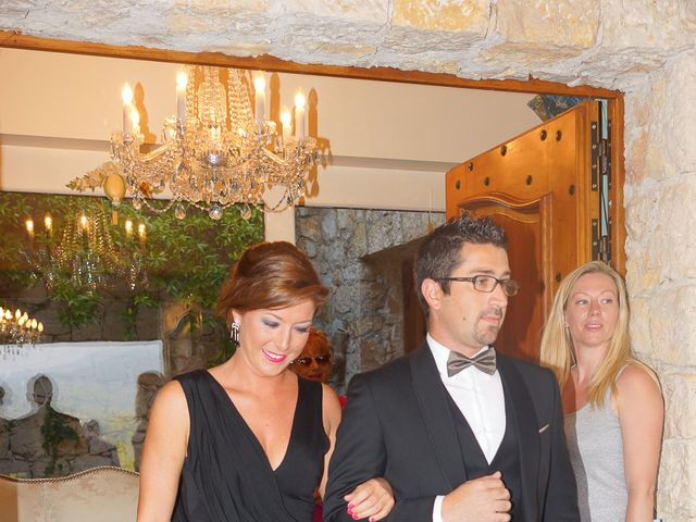 Le mariage de Jean-Guy et Charlène à Fayence, Var 12