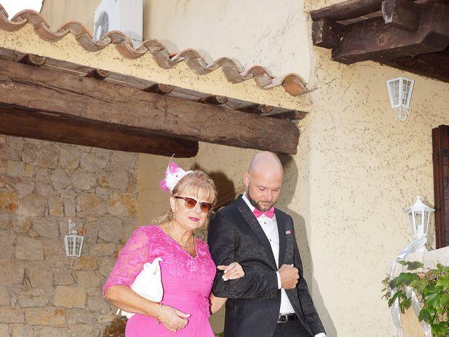 Le mariage de Jean-Guy et Charlène à Fayence, Var 14