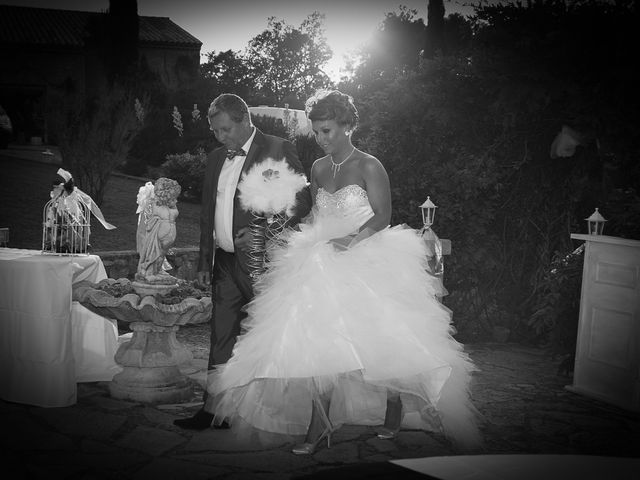 Le mariage de Jean-Guy et Charlène à Fayence, Var 17