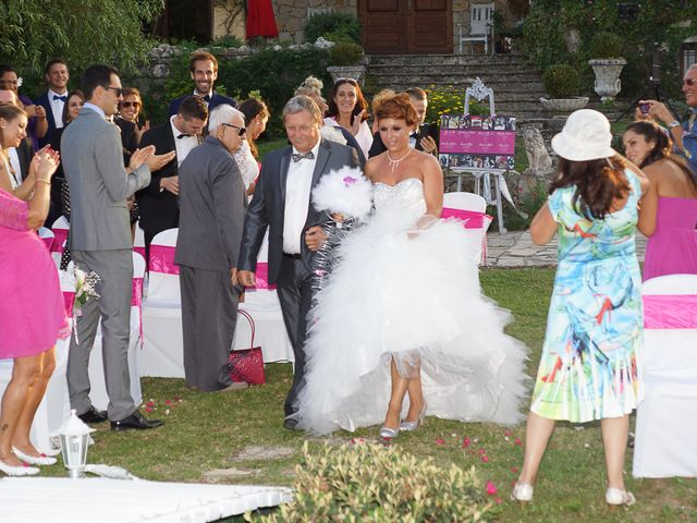Le mariage de Jean-Guy et Charlène à Fayence, Var 18