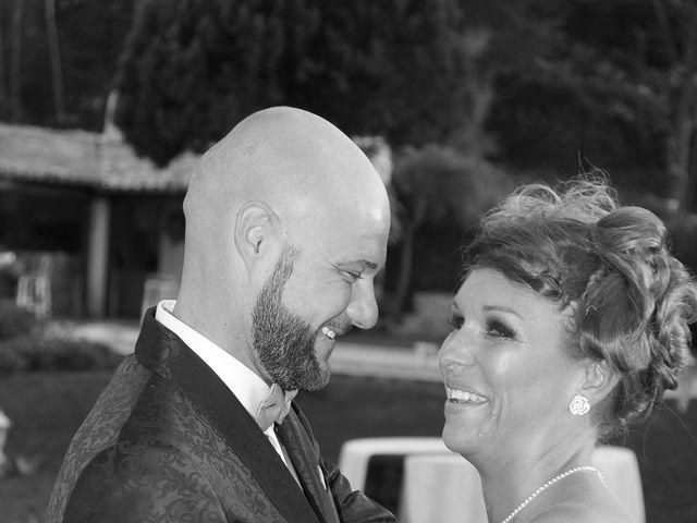 Le mariage de Jean-Guy et Charlène à Fayence, Var 20