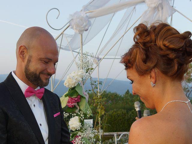 Le mariage de Jean-Guy et Charlène à Fayence, Var 39