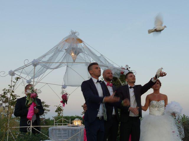 Le mariage de Jean-Guy et Charlène à Fayence, Var 49