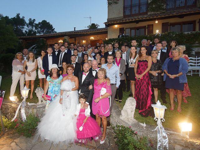 Le mariage de Jean-Guy et Charlène à Fayence, Var 50