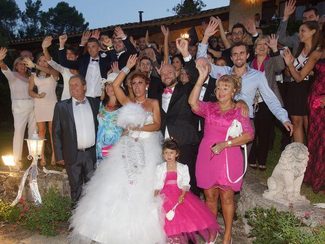 Le mariage de Jean-Guy et Charlène à Fayence, Var 51