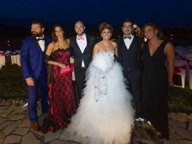 Le mariage de Jean-Guy et Charlène à Fayence, Var 55