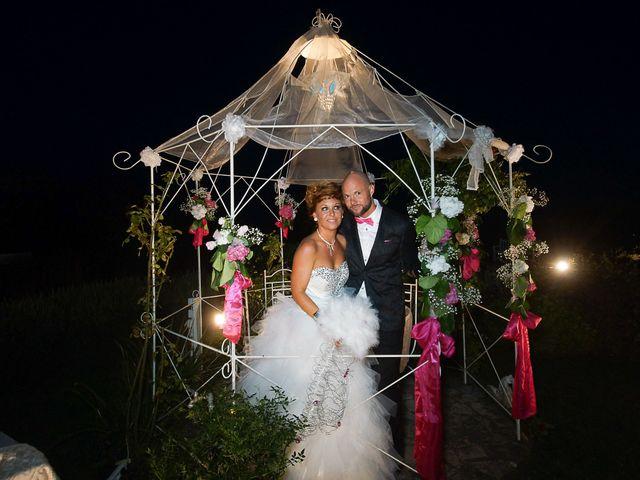 Le mariage de Jean-Guy et Charlène à Fayence, Var 60