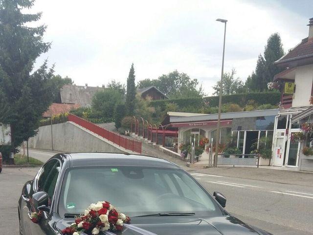 Le mariage de Margareth et Fabien à Annecy, Haute-Savoie 11