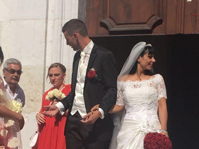 Le mariage de Margareth et Fabien à Annecy, Haute-Savoie 15