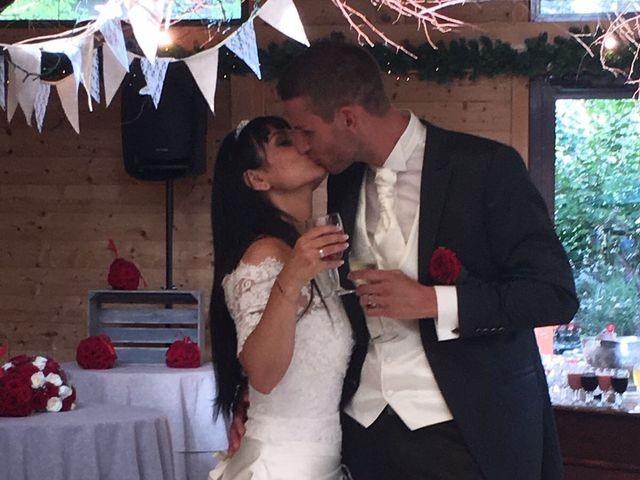 Le mariage de Margareth et Fabien à Annecy, Haute-Savoie 20