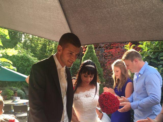 Le mariage de Margareth et Fabien à Annecy, Haute-Savoie 22