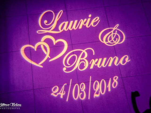 Le mariage de Bruno  et Laurie à Éragny, Val-d'Oise 1