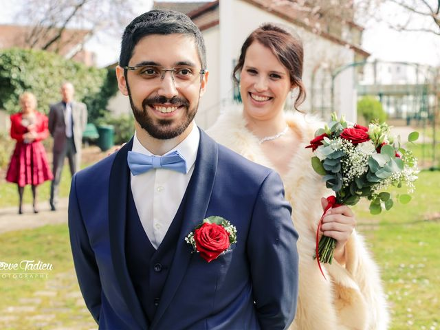 Le mariage de Bruno  et Laurie à Éragny, Val-d'Oise 10