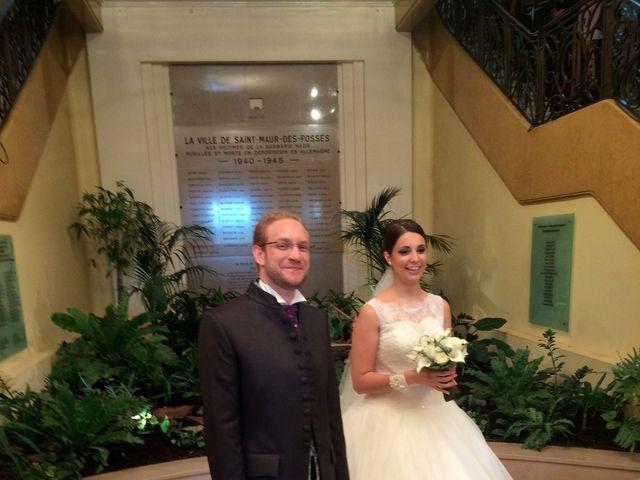 Le mariage de Jérémie et Cécilia à Saint-Maur-des-Fossés, Val-de-Marne 12