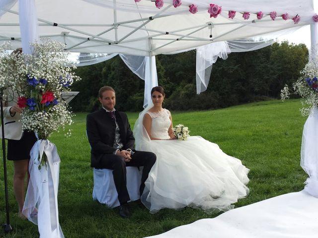 Le mariage de Jérémie et Cécilia à Saint-Maur-des-Fossés, Val-de-Marne 1