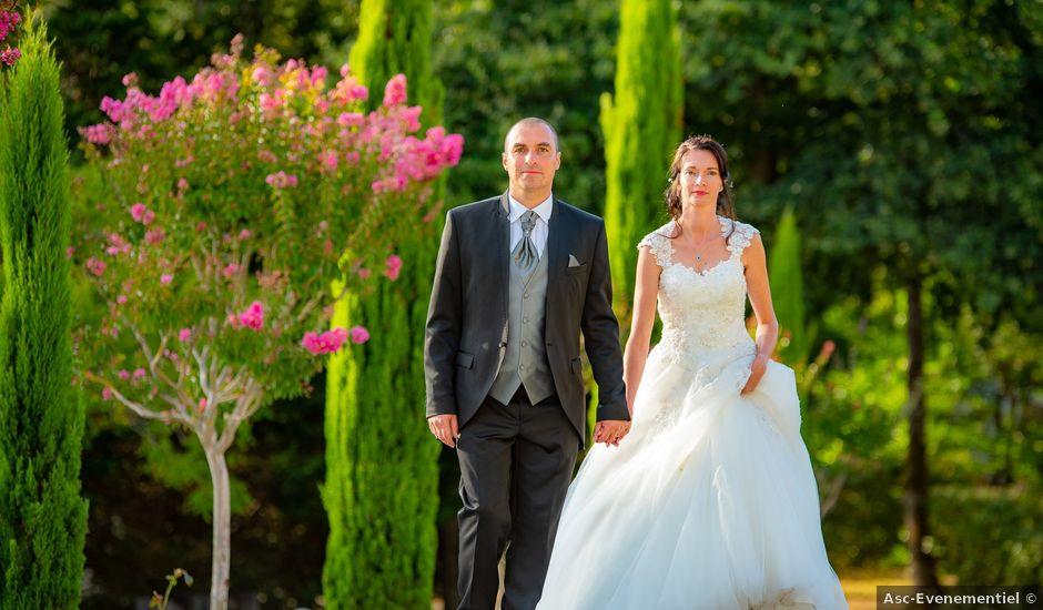 Le mariage de Régis et Julie à Serviès, Tarn
