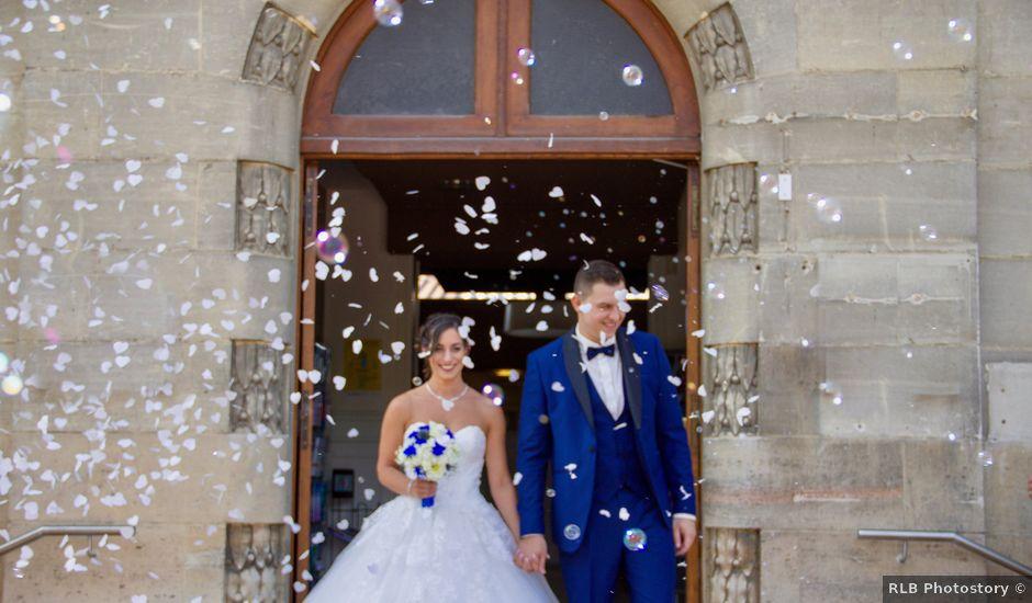 Le mariage de Baptiste et Manon à Gargenville, Yvelines