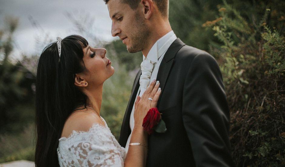 Le mariage de Margareth et Fabien à Annecy, Haute-Savoie