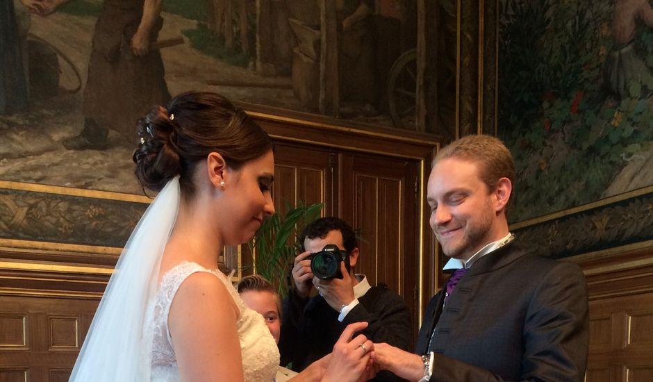 Le mariage de Jérémie et Cécilia à Saint-Maur-des-Fossés, Val-de-Marne