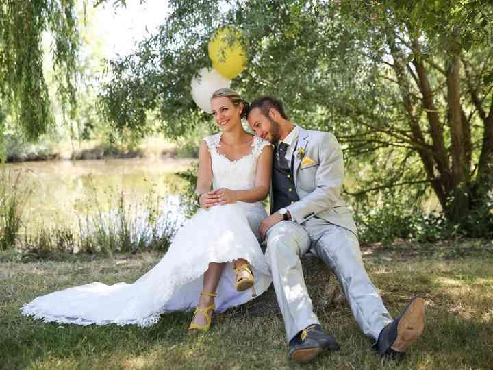 Le mariage de Justine et Stéphane