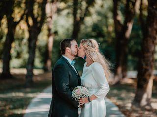 Le mariage de Caroline et David