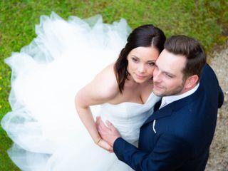 Le mariage de Caroline et Mathieu