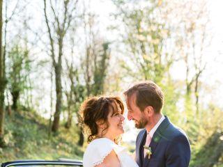 Le mariage de Carole et David