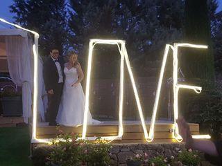 Le mariage de Marion et Leblanc