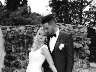 Le mariage de Ameline et Louis 1
