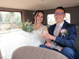 Le mariage de Aurelie et Stephane