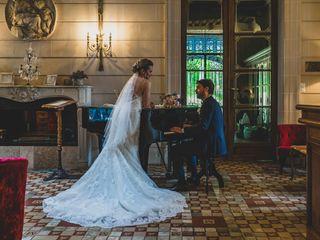 Le mariage de Julian et Olena