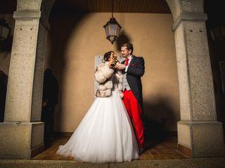 Le mariage de Noemie et Bernard