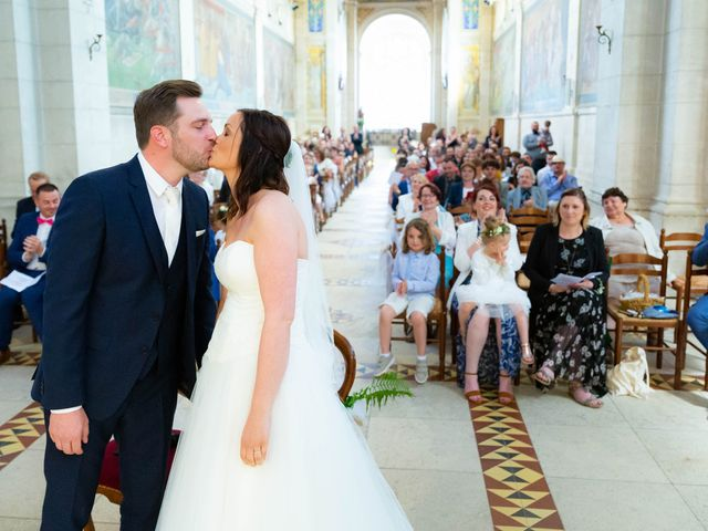 Le mariage de Mathieu et Caroline à Autigny-la-Tour, Vosges 20