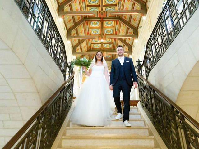 Le mariage de Mathieu et Caroline à Autigny-la-Tour, Vosges 21